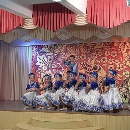 Театрализованный концерт «Масленичные посиделки».
