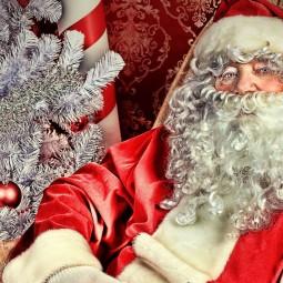 Виртуальная встреча «Стихотворения для Дедушки Мороза»