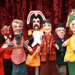 «День театра кукол»