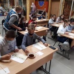 Мастер-класс «Кофеграфия»