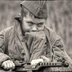 Встреча «У войны не детское лицо. Рассказывая о войне»