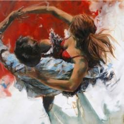Танцевальный вечер «Давайте потанцуем!»