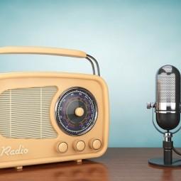 Показ видеоролика «День радио»