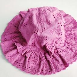 Онлайн-занятие «Панамка из ткани для девочки»