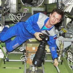 Виртуальная фотовыставка «400 километров над Землей»