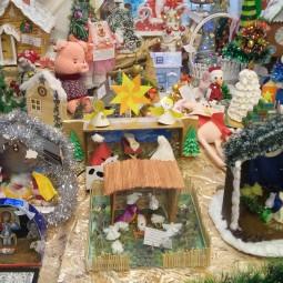 XI региональный конкурс-выставка «Рождество приходит в каждый дом»
