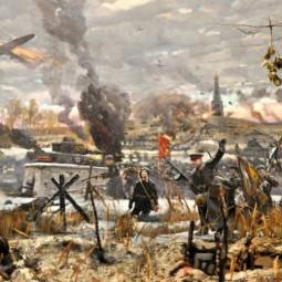 Историко-литературный час «На огненных московских рубежах»