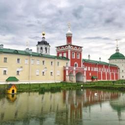 Николо-Пешношский монастырь, 360°