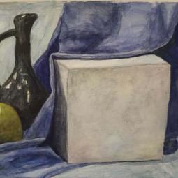 Выставка академических работ учащихся отделения «Изобразительное искусство»