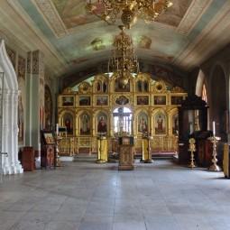 Успенский собор, 360°. (Часть 2. Сергиевский придел)