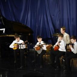 Отчётный концерт народного отдела «Музыкальный калейдоскоп»