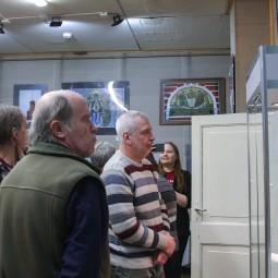 Виртуальная выставка «Храмы, люди, поля и цветы»
