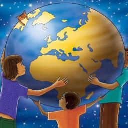 «Сегодня праздник у Земли!»