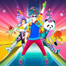 Танцевальная игра для детей «Just dance»
