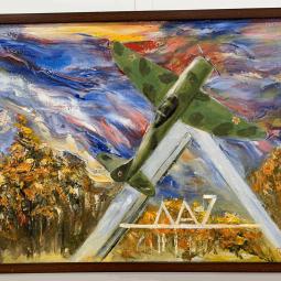 Выставка «Нашему дорогому и любимому городу Химки»