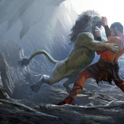 Онлайн-программа «Мифы и легенды Древней Греции. Первый подвиг Геракла»