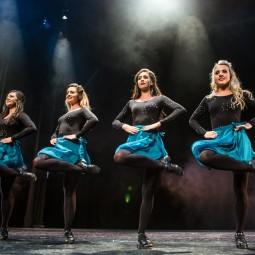 Ирландское танцевальное шоу