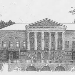 Выставка «Усадьба «Пущино» – памятник архитектуры XVIII – начала XX в.»