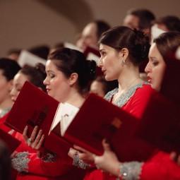 «Юбилейный концерт» Государственному академическому русскому хору им. А.В. Свешникова – 85