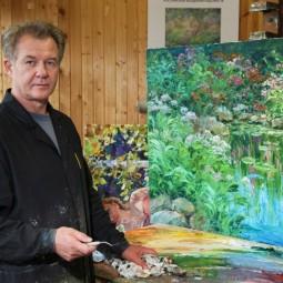 Выставка «Живопись Игоря Семенихина»