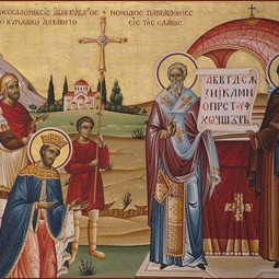 Беседа-обзор «От Кирилла и Мефодия до наших дней»