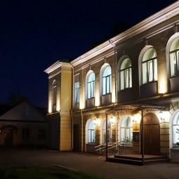 Ночь искусств в Путевом дворце