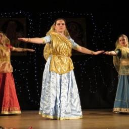 Тематическая встреча «8 жемчужин индийского танца».