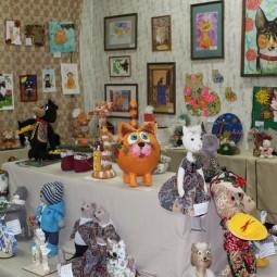 Выставка «Кошка в Павловском Посаде»