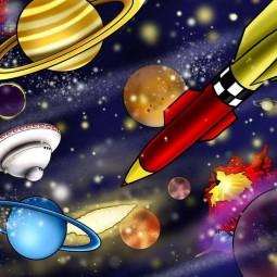 Программа «Космическое путешествие»