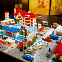 Выставка «Лего – фантазеры»