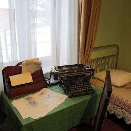 Онлайн-выставка одного экспоната. Пишущая машинка «Underwood»
