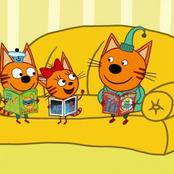 Интерактивный спектакль «Три Кота: поиски сокровищ»