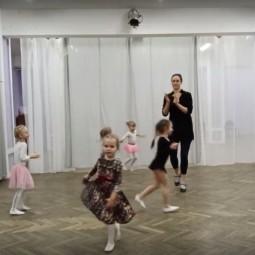 Онлайн занятие «Игра-танец «Паравозик».