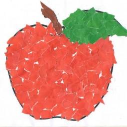 Мозаика фрукт