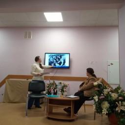 Трансляция тематической программы «Монументальная живопись в Королеве»