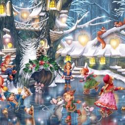 «Самая Рождественская сказка», к юбилею Э. Гофмана