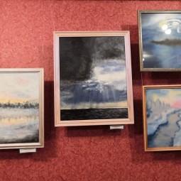 Виртуальная выставка «Живопись, графика, резьба по дереву»
