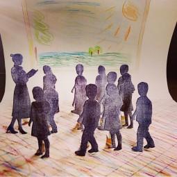 Выставка «На страже здоровья общества»