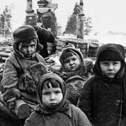 Виртуальная литературная композиция «Детство, опаленное войной»