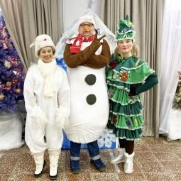 Виртуальная встреча «Почта Деда Мороза в Дружбе»