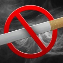 «Пора себя любить – бросай сейчас курить!»