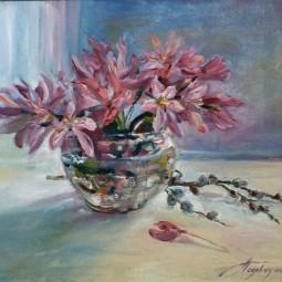 Выставка Татьяны Пальчуновой открыта на сайте Рузского краеведческого музея