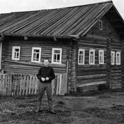 Видеопоэзия«Иосиф Бродский«В деревне Бог живет не по углам»