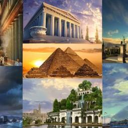 Видеопрезентация «Семь чудес Древнего мира»