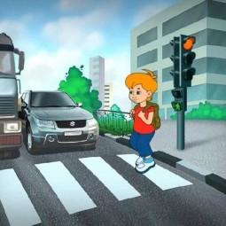 Акция для детей «Правила безопасности в городе»