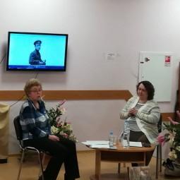 Трансляция презентации книги Г. Орлова «Дневник добровольца»