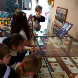 Выставка «Ордена и медали»
