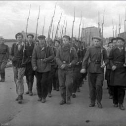 Урок мужества «Московское народное ополчение:история подвига»