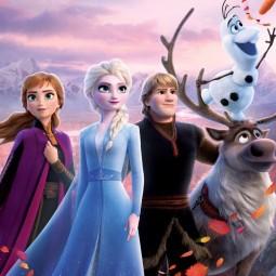 Показ мультфильма «Холодное сердце – 2»