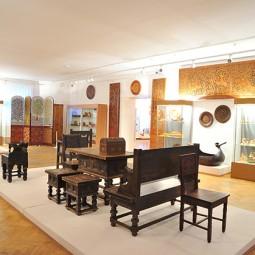 Экспозиция «Русское декоративно-прикладное искусство XVIII–XXI вв.»